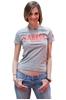 Immagine di T-shirt grigia Pall. Va - Donna