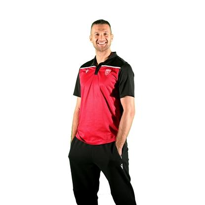 Immagine di T-shirt Pall. Va rossa/nera/bianca 2019/20 - Adulto