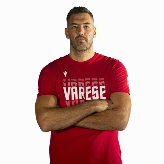 Immagine di T-shirt cotone rossa 2020/21 - adulto