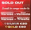Immagine di Sold out di passione - GOLD - € 50