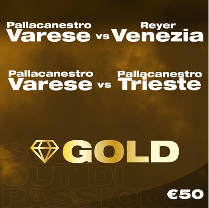 Immagine di Sold out di passione - GOLD - € 50