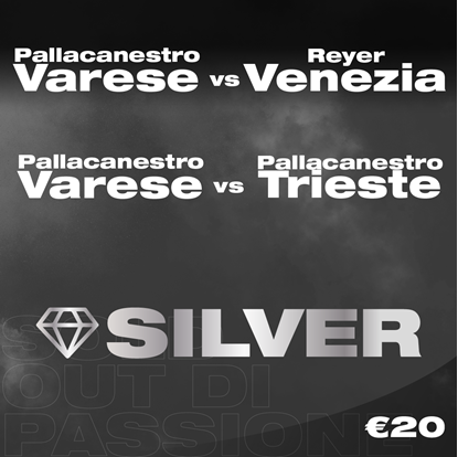 Immagine di Sold out di passione - SILVER - € 20