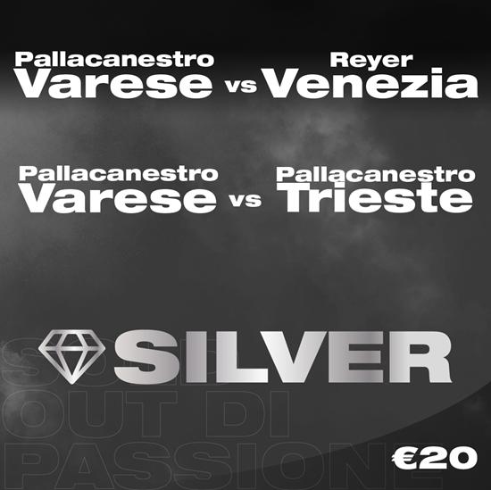 Immagine di Sold out di passione - SILVER - € 20